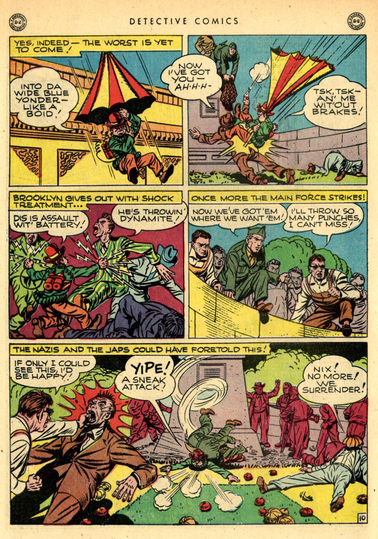 Read online Detective Comics (1937) comic -  Issue #111 - 48