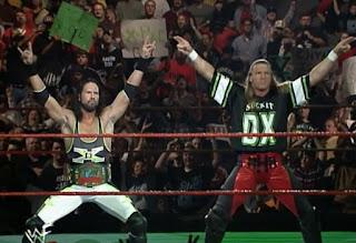 WWE / WWF St. Valentine's Day Massacre 1999 - IHY 27 - X-Pac & Triple H