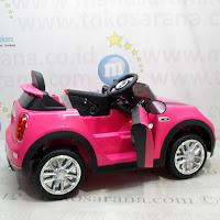 Pliko PK8100N Mini Cooper Sport Battery Toy Car