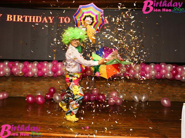 biểu diễn ảo thuật tại Biên Hòa