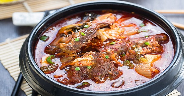 Korean Pork Bone Potato Soup Recipe
