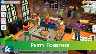 Free Download The Sims™ Mobile APK MOD (Unlimited Money)
