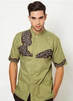 Model baju muslim pria elegan tren 2015