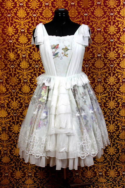 lolita fashion, lolita wardrobe, kawaii, jfashion, auris lothol, eglcommunity, gli elfi die fiori, quaint lass