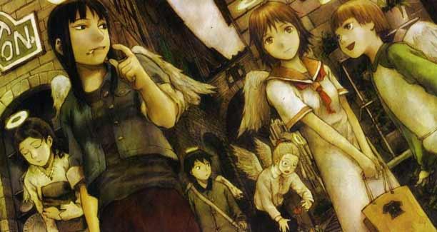 Anime Mystery Terbaik - Haibane Renmei