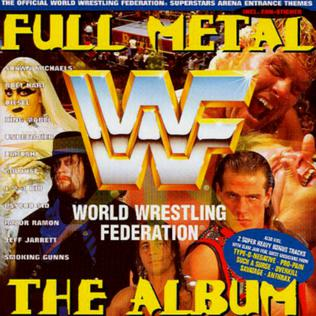 WWF Full Metal: The Album Review