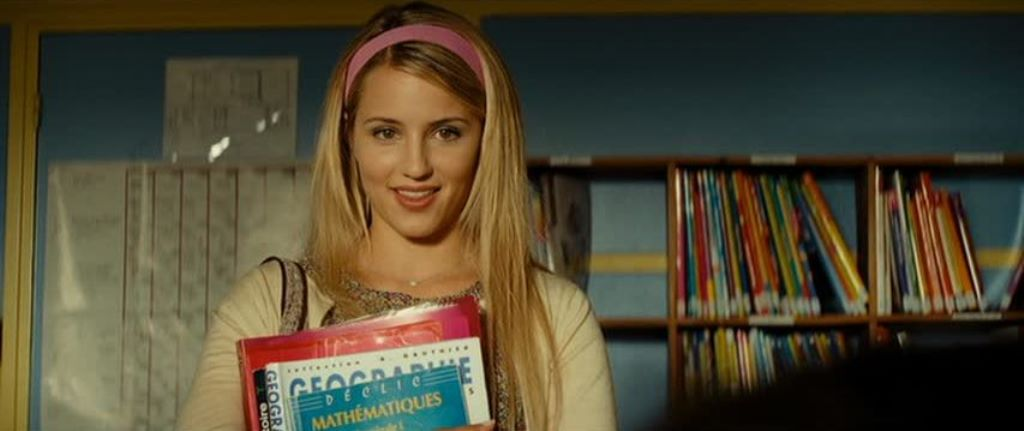 Movie and TV Screencaps: Dianna Agron as Belle Blake in The Family (2013) / 57 Screen Caps + Video Clip (1:28)