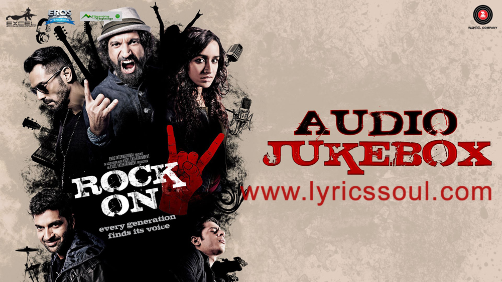 The Ishq Mastana lyrics from 'Rock On 2', The song has been sung by Digvijay Singh Pariyar, Shankar Mahadevan, . featuring Farhan Akhtar, Arjun Rampal, Purab Kohli, Shashank Arora. The music has been composed by Shankar-Ehsaan-Loy, , . The lyrics of Ishq Mastana has been penned by Javed Akhtar, ,