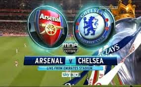 arsenal vs celsea