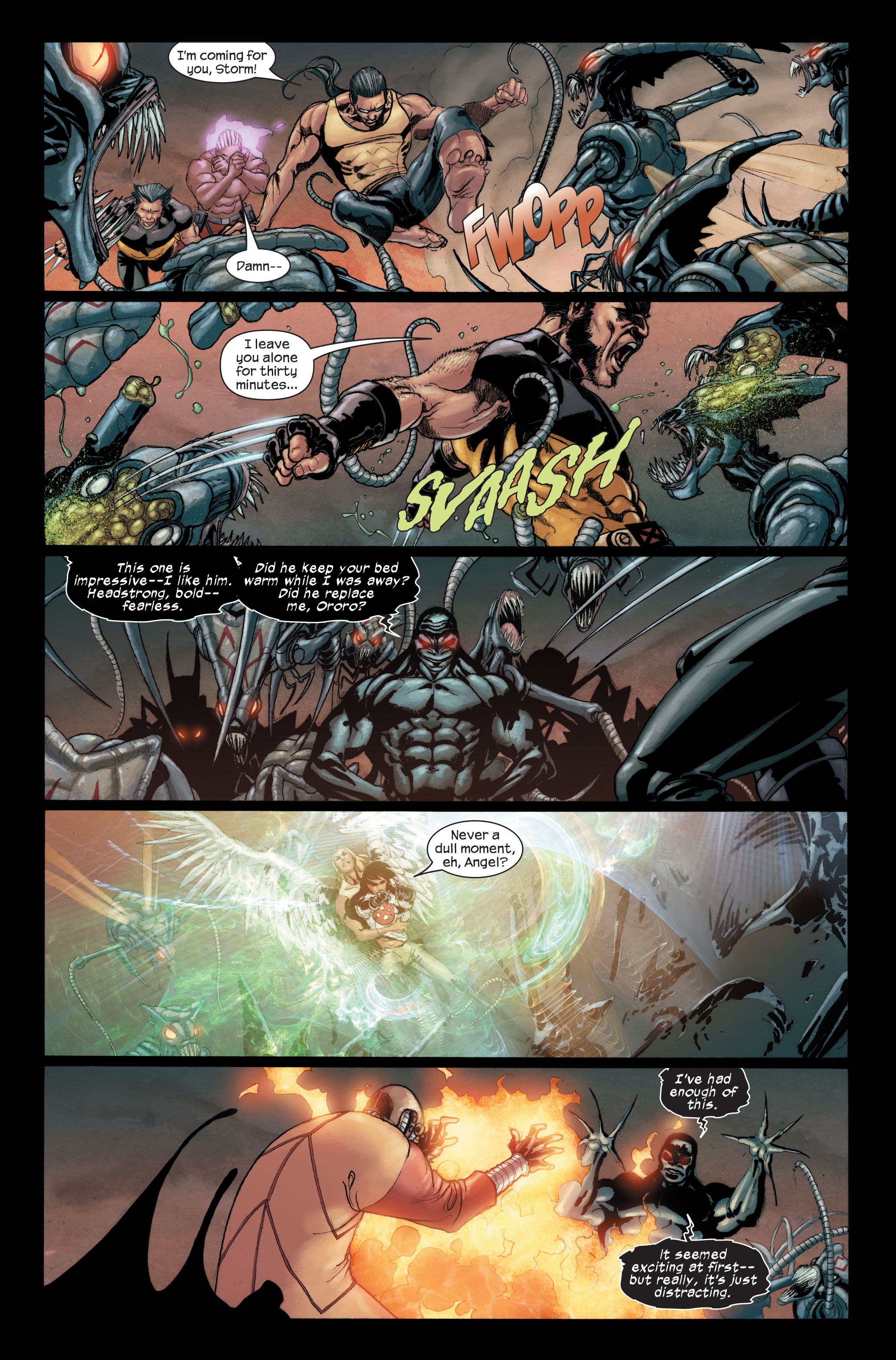 Read online Ultimate X-Men comic -  Issue #89 - 15