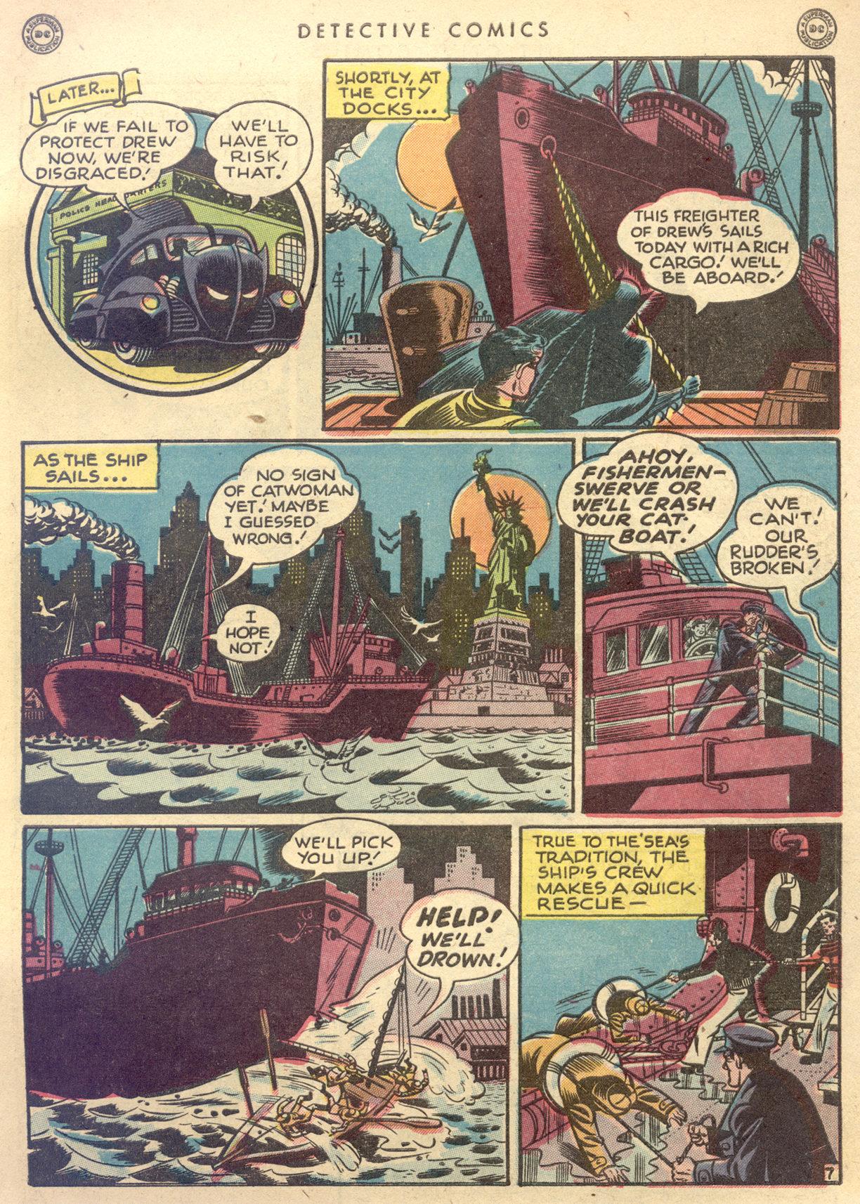 Detective Comics (1937) 122 Page 8