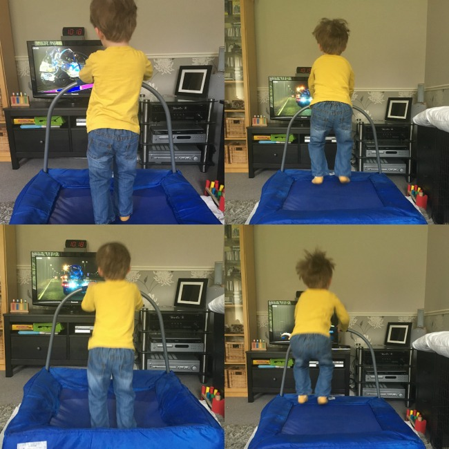 collage-of-boy-on-trampoline-in-living-room
