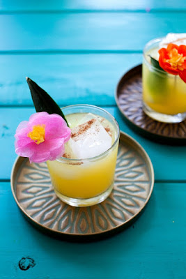 Coconut Pineapple Cocktail Recipe