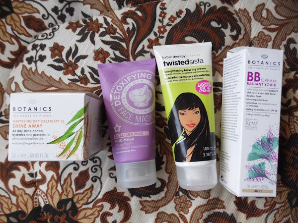 Paraben free cosmetics