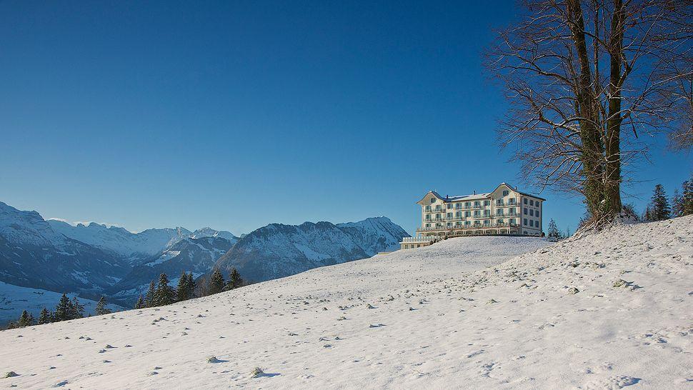 Passion For Luxury Hotel Villa Honegg Lucerne Switzerland