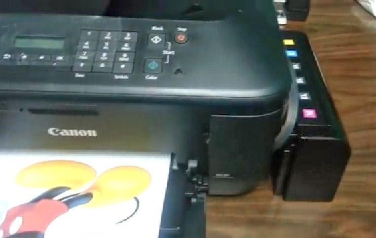 eliminar mensaje de tinta agotada en canon pixma mx361