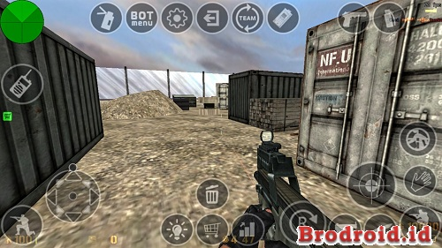Download CounterStrike Android Mod Full Data CSPB v1.6 Apk 2017