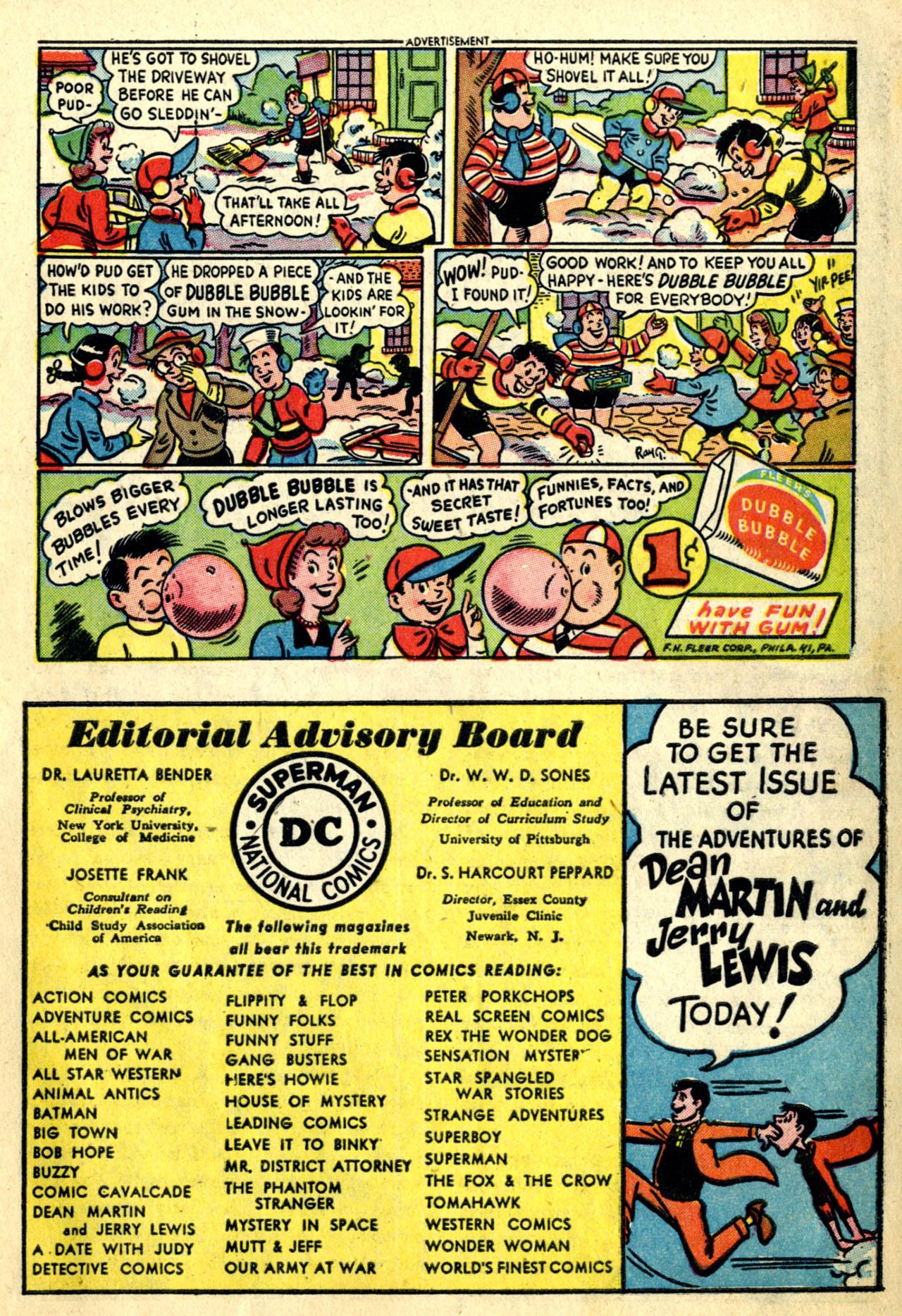 Detective Comics (1937) 192 Page 32
