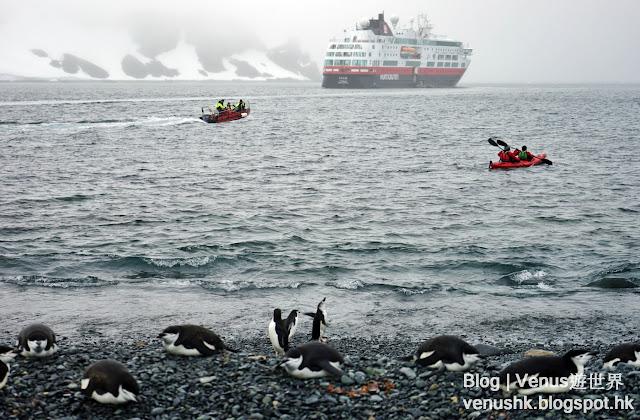 南極半月島
