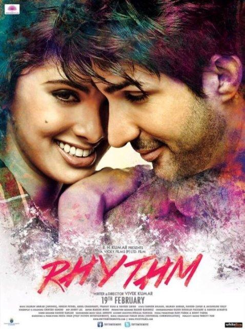 Rhythm (2016) - Adeel Chaudhary, Rinil Routh, Gurleen, Vibhu, Kosha & Kuba