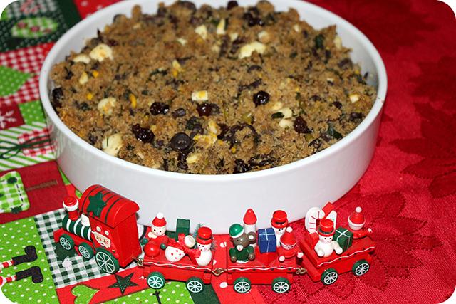 Decoração da Mesa : Festa de Natal : Farofa Natalina