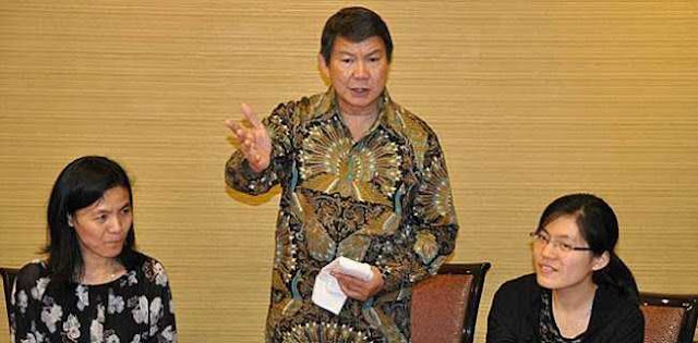 Hashim Ke Jurnalis Asing: Prabowo Maju Lagi Untuk Benahi Indonesia