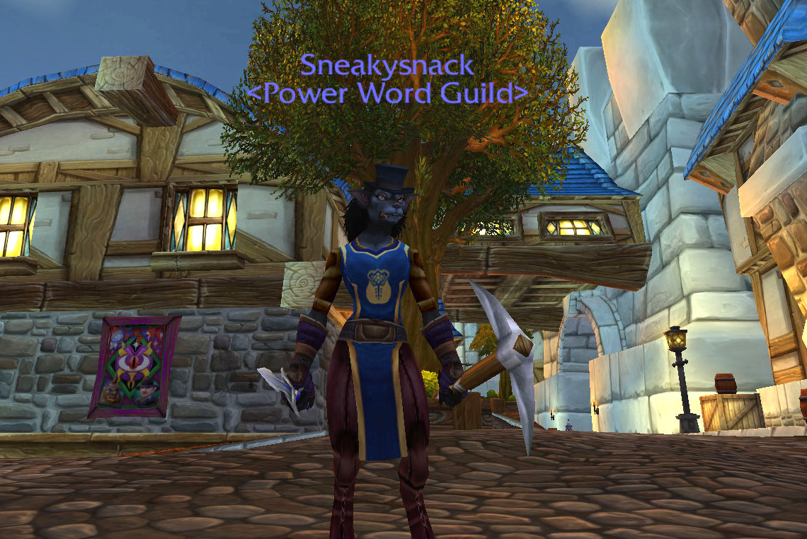 Power Word Guild