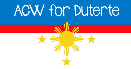 ACW for DUTERTE (Assembly Of Contact Center/BPO Workers for DUTERTE)