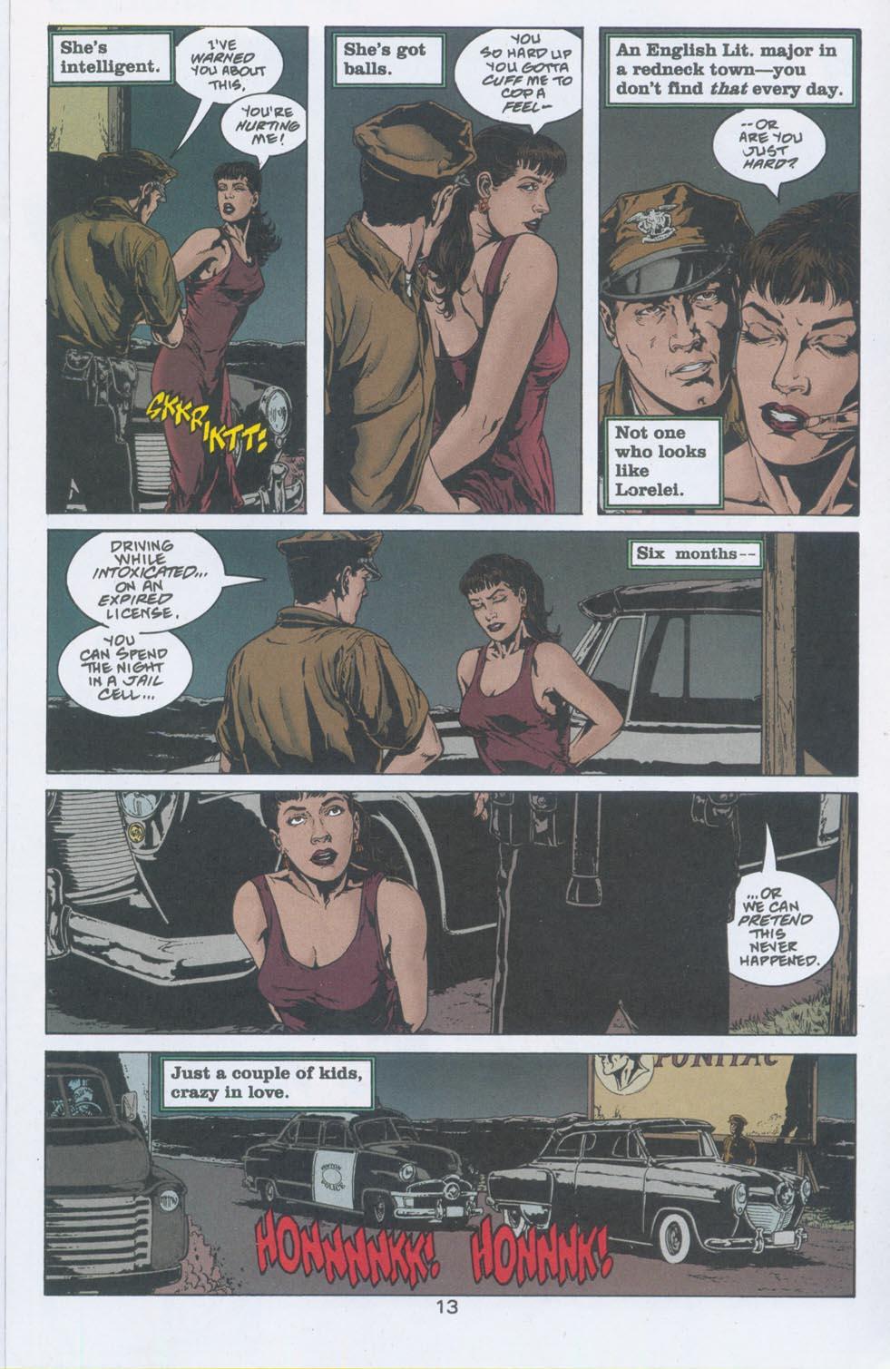 Read online American Century comic -  Issue #11 - 13