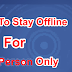 How To Stay Offline For Single Person On Facebook