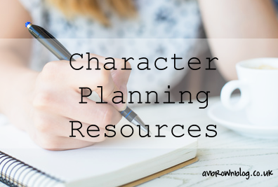 Character Planning Resources