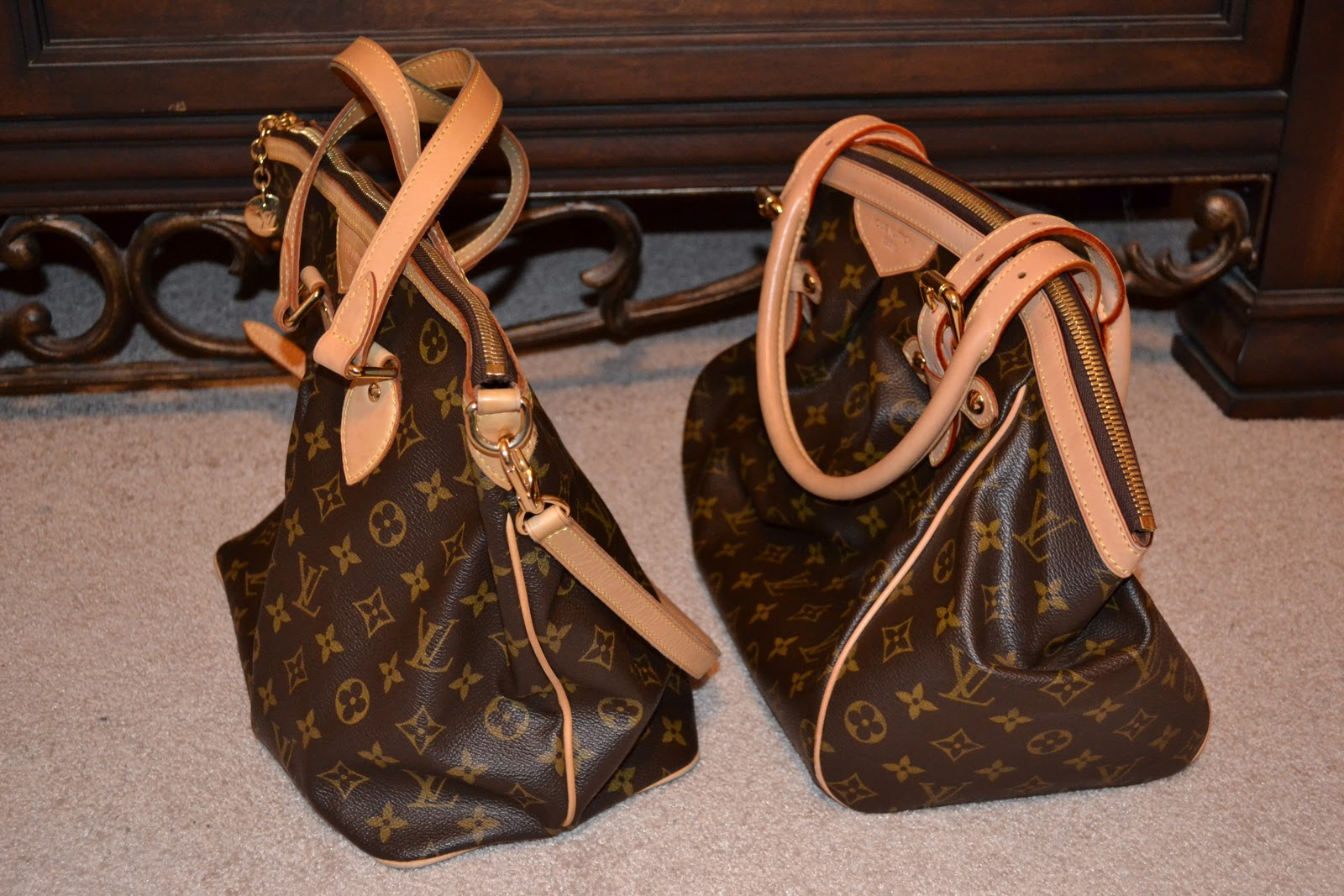 Tivoli Gm Mom S Got A Brand New Bag Louis Vuitton Comparison Review