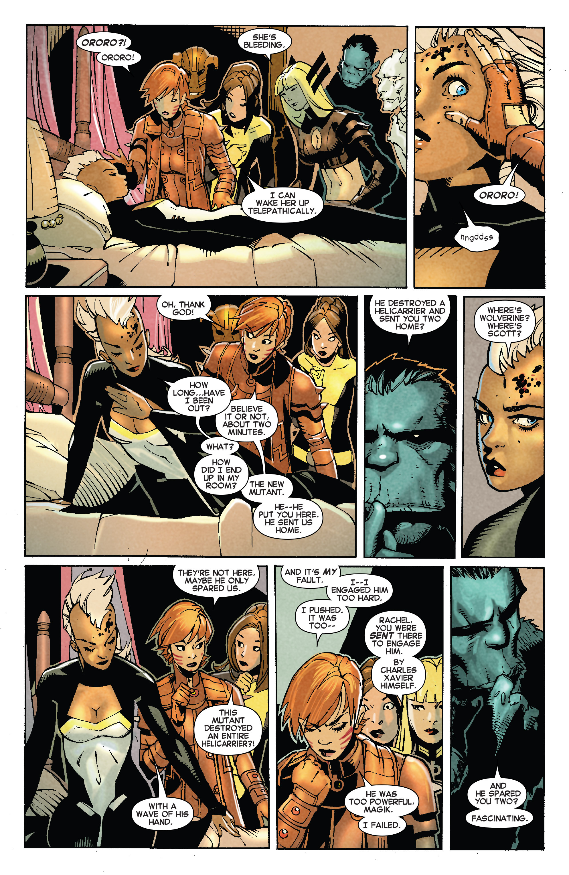 Read online Uncanny X-Men (2013) comic -  Issue # _TPB 5 - The Omega Mutant - 34