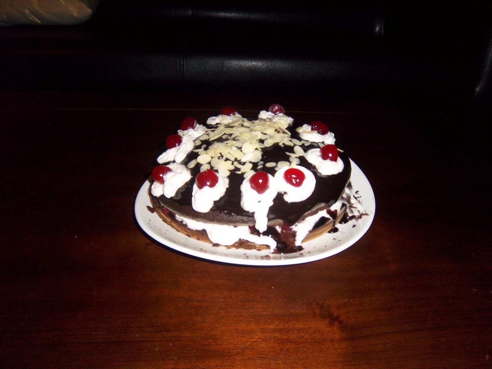 enfer des anges gâteau