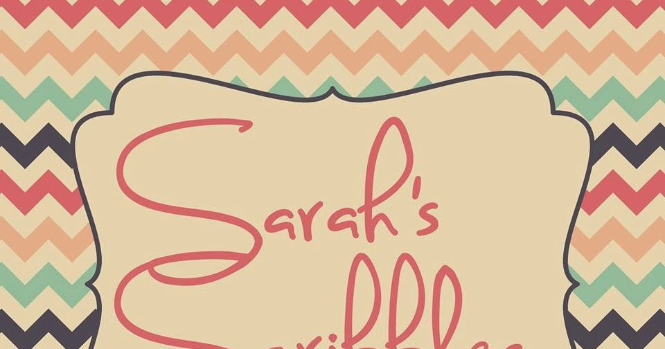 I'm Your Fairy Godmother: Shop Spotlight: Sarah's Scribbles