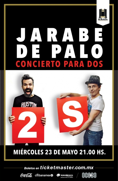 JARABE DE PALO EN EL PLAZA
