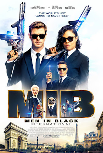 Men in Black: International (BRRip 1080p Dual Latino / Ingles) (2019)