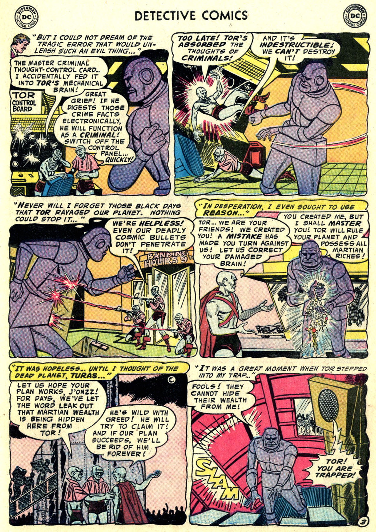 Read online Detective Comics (1937) comic -  Issue #243 - 29