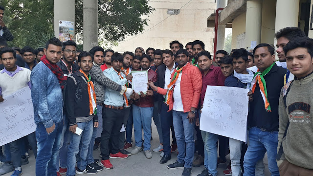 Yuva Aagas demanded to remove all colleges from YMCM University by removing them from MDU