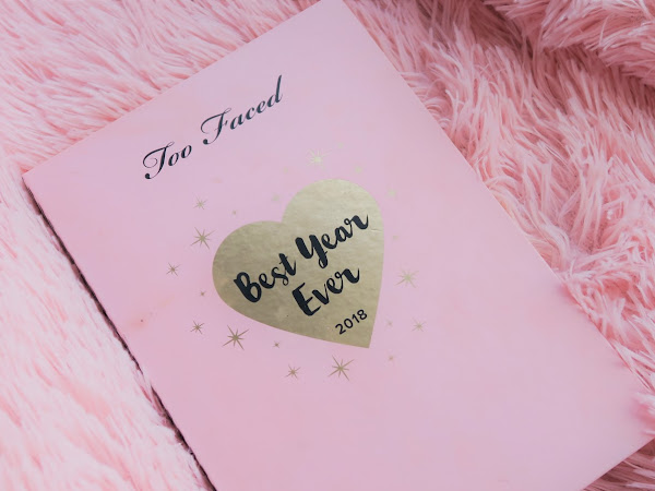 Review - Paleta Best Year Ever Too Faced