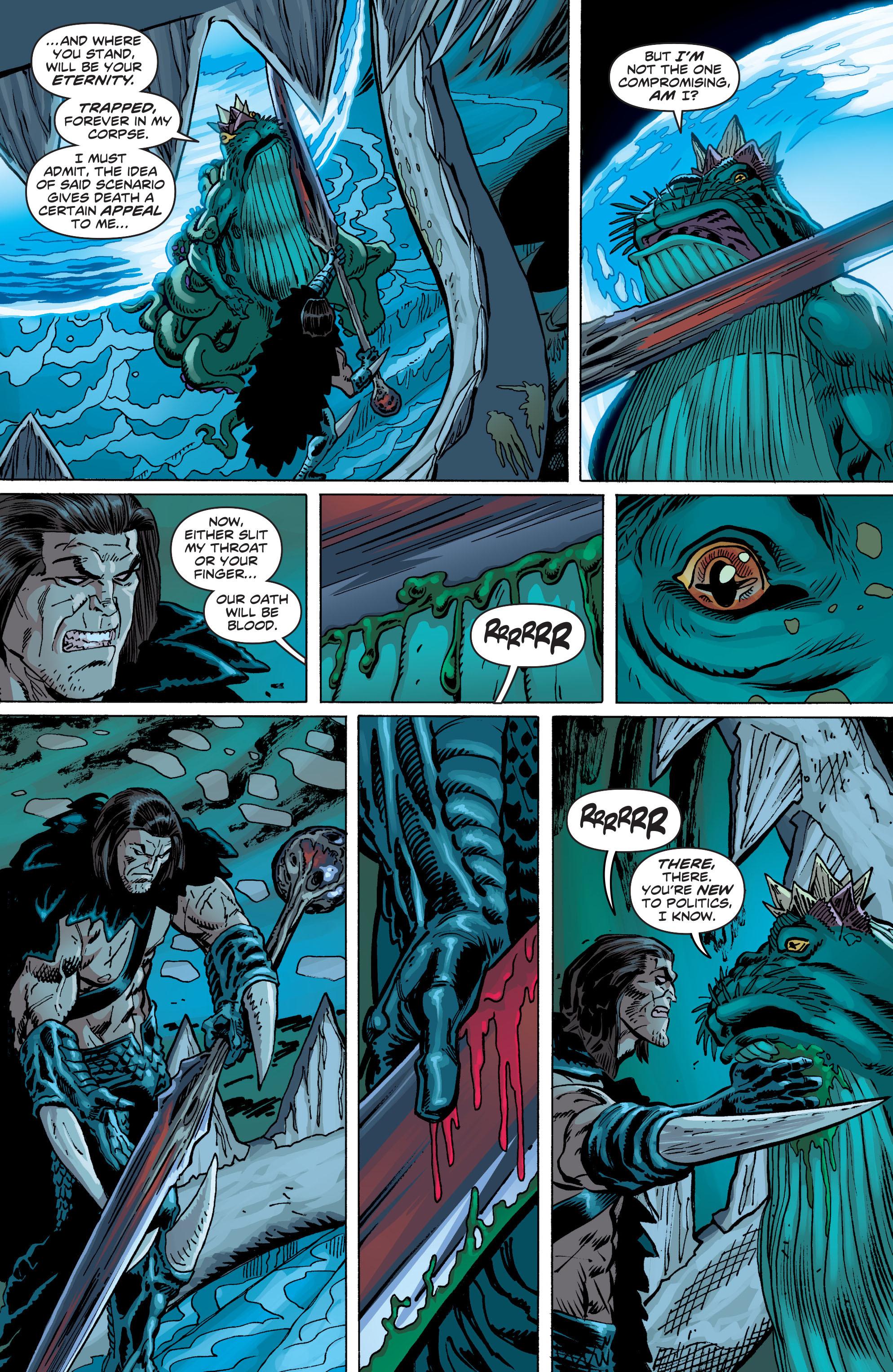 Read online Wonder Woman (2011) comic -  Issue #19 - 18