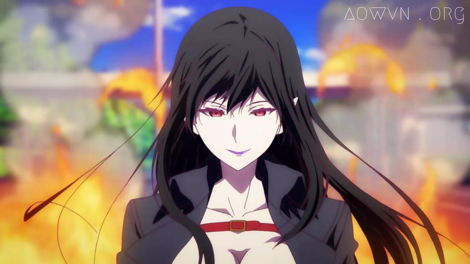 AowVN.org min%2B%25283%2529 - [ Anime 3gp Mp4 ] Musaigen no Phantom World + OVA BD | Vietsub - Ecchi Harem Art Cực Đẹp + Tặng Poster