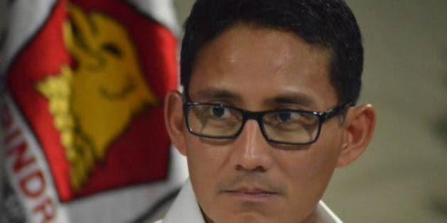 Tegas ,Sandi Ingatkan Luhut Hargai Sikapnya Menolak Reklamasi Teluk Jakarta
