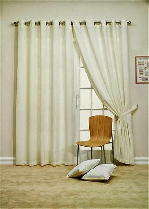 Voile Curtains Ready Made