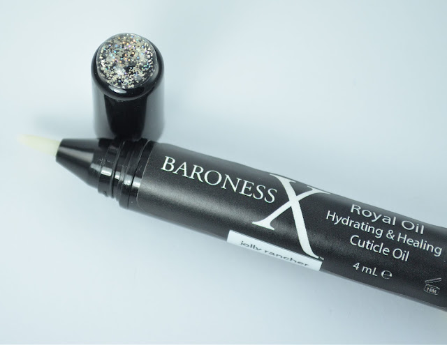Baroness X Royal Oil