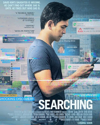 Searching 2018 Eng HC HDRip 480p 300Mb x264