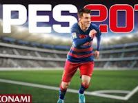 Pro Evolution Soccer 2017 Apk v 0.1.0