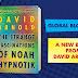 Blog Tour Book Review & Playlist: The Strange Fascinations of Noah Hypnotik by David Arnold