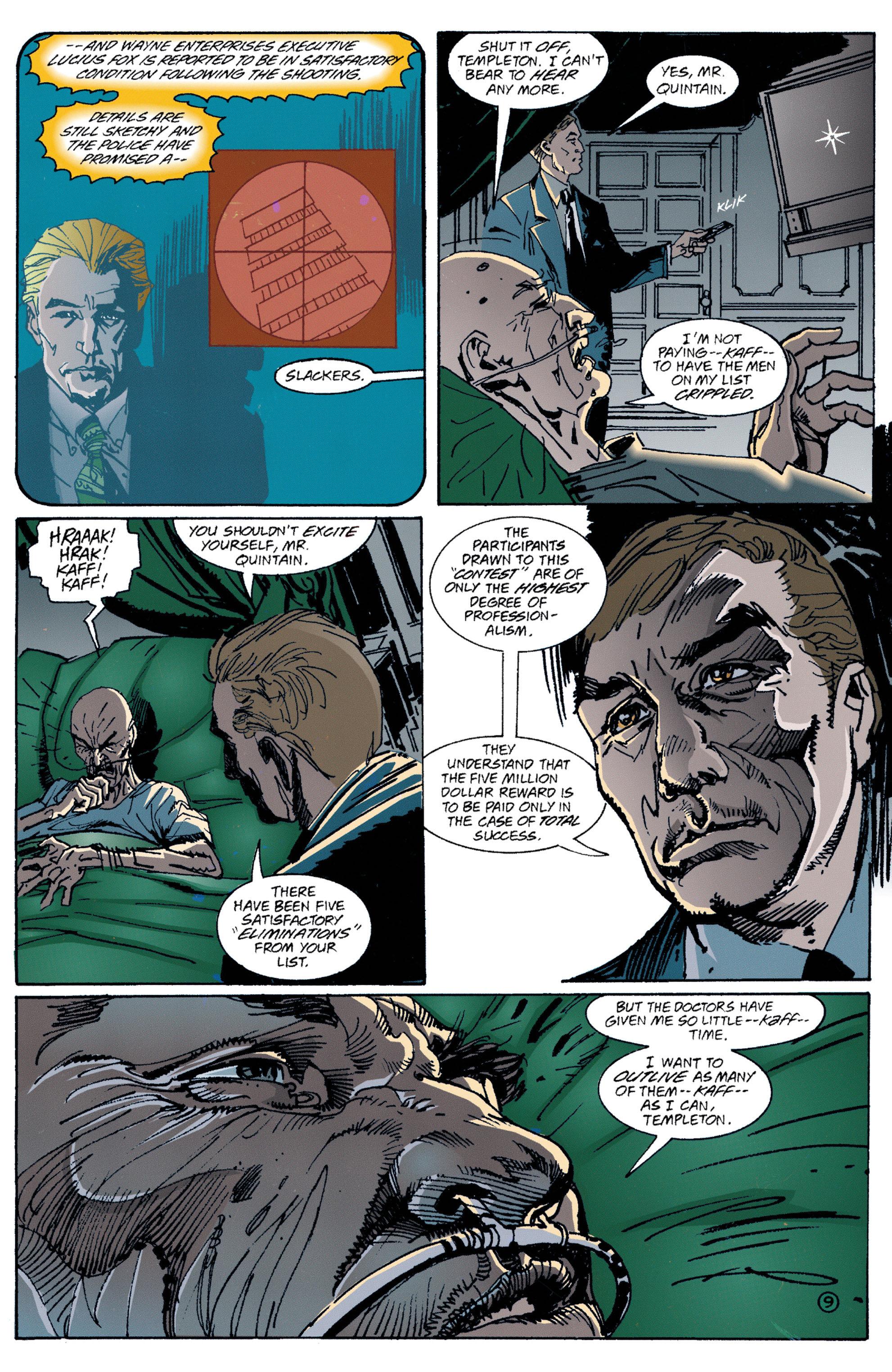 Detective Comics (1937) 709 Page 8