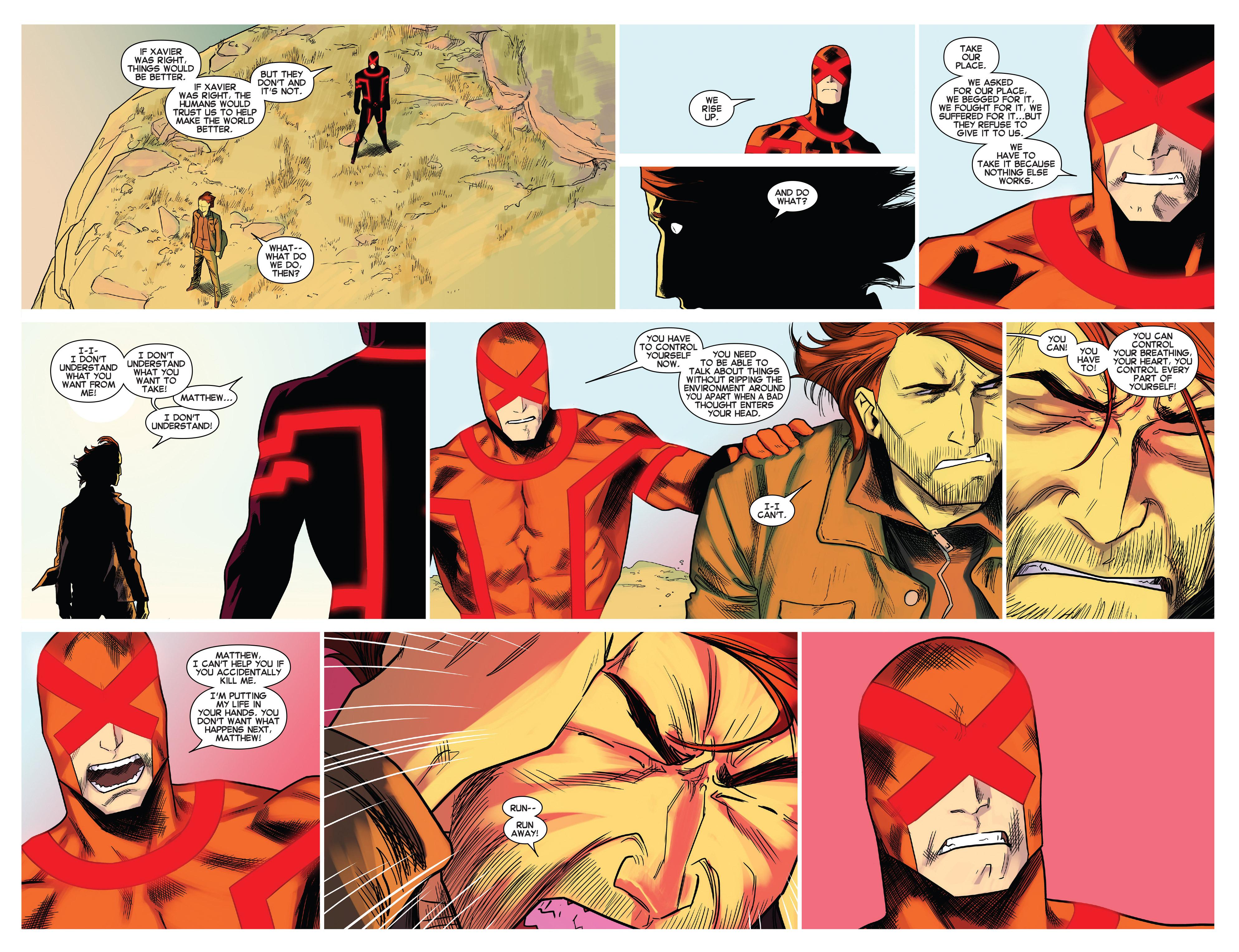 Read online Uncanny X-Men (2013) comic -  Issue #28 - 10
